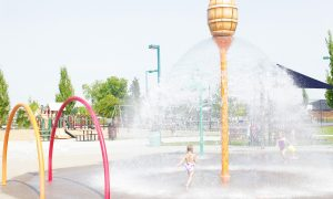 KID'S CHOICE: BEST SPLASH PADS AROUND PHOENIX