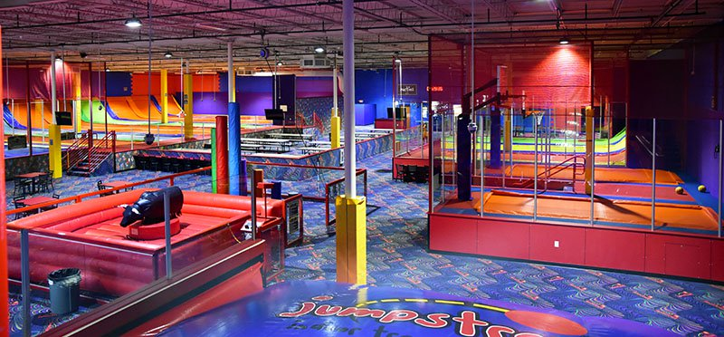 phoenix indoor jumpstreet