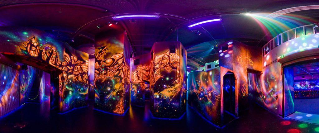 phoenix indoor stratum laser tag