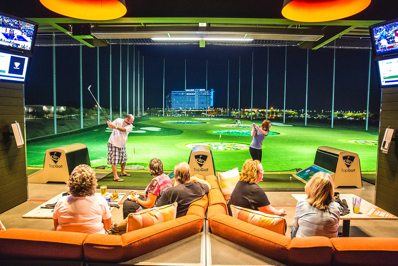 phoenix indoor top golf