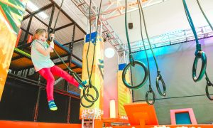 URBAN AIR ADVENTURE PARK : SPONSORED