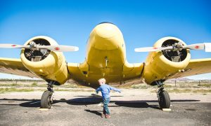 Mesa Airforce Museum: a great family outing
